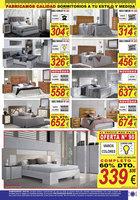 Ofertas de Muebles Boom, Gran feria del mueble, DESCUENTOS