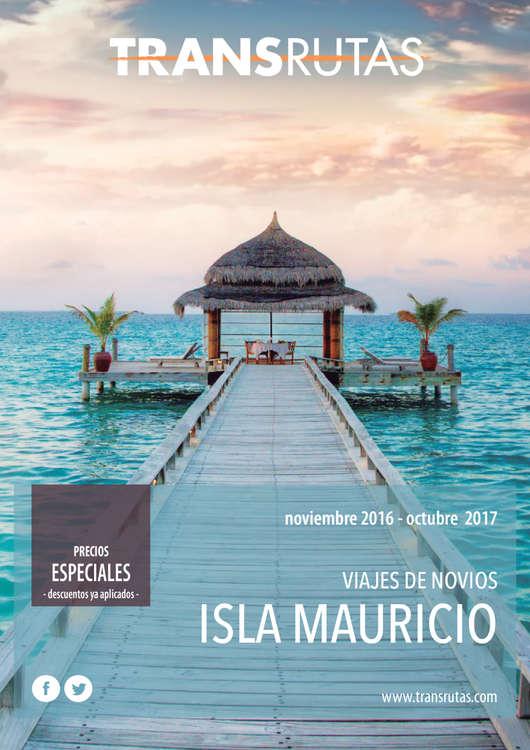 Ofertas de Transrutas, Viajes de novios. Isla Mauricio