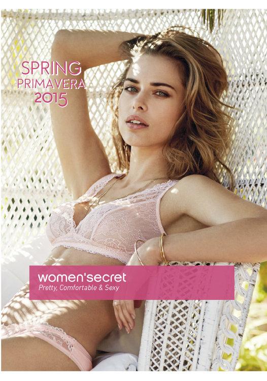 Ofertas de Women'Secret, Spring 2015