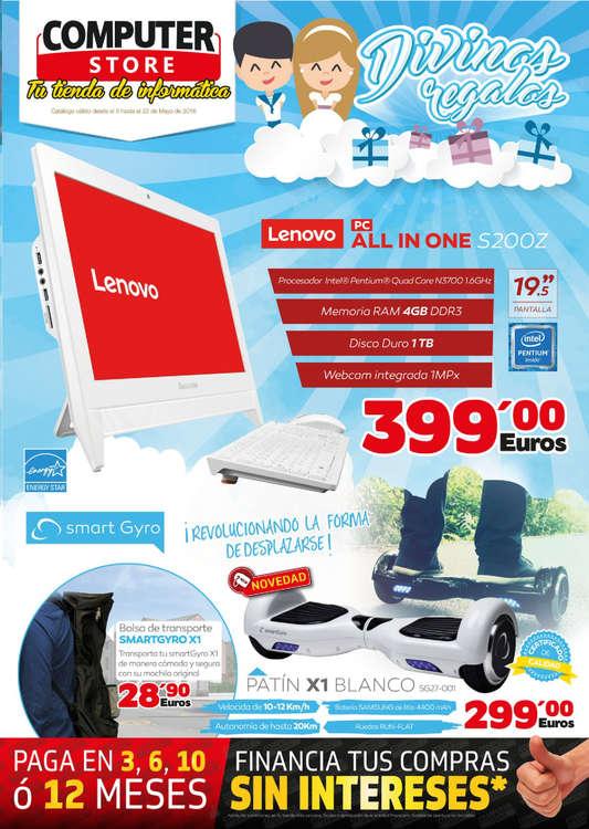Ofertas de Computer Store, Divinos regalos