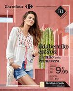 Ofertas de Carrefour, Udaberriko estiloa