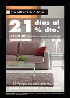 Ofertas de Camino A Casa, 21 días al 21% descuento