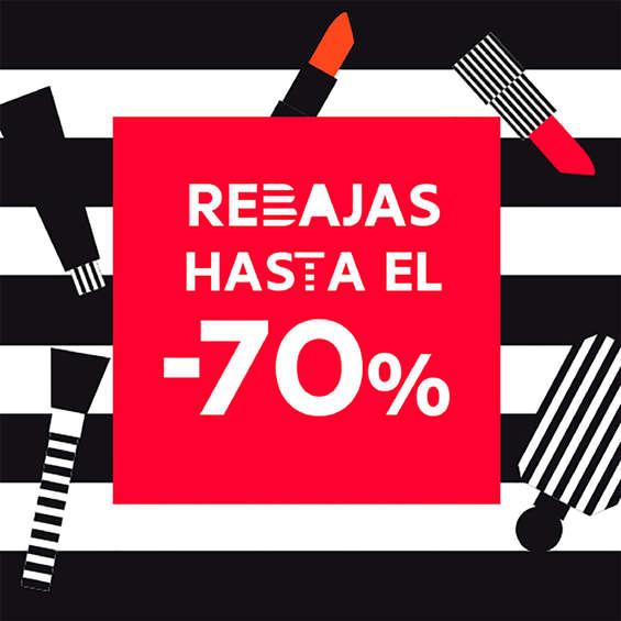 Ofertas de Sephora, Rebajas hasta el -70%