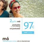 Ofertas de Multiópticas, 2 gafas mó