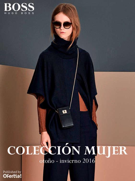 Ofertas de Hugo Boss, Colección Mujer - Otoño-Invierno 2016