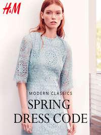 Spring Dress Code