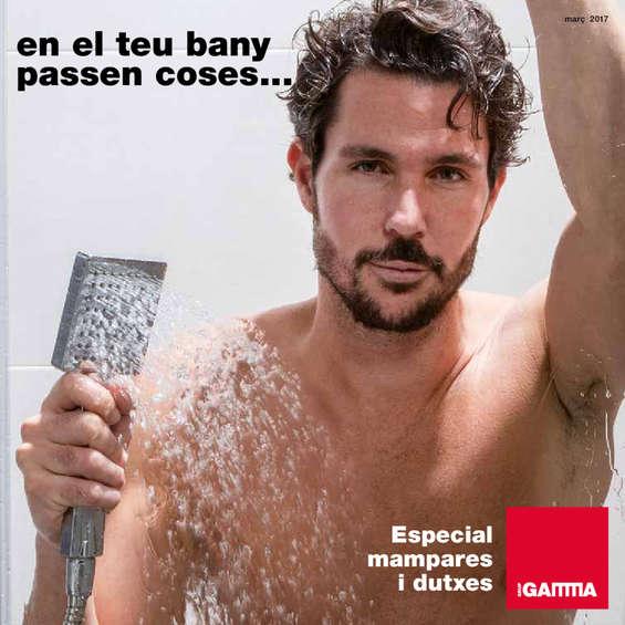 Ofertas de Gamma, En el teu bany passen coses...