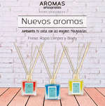 Ofertas de Aromas Artesanales, Nuevos aromas