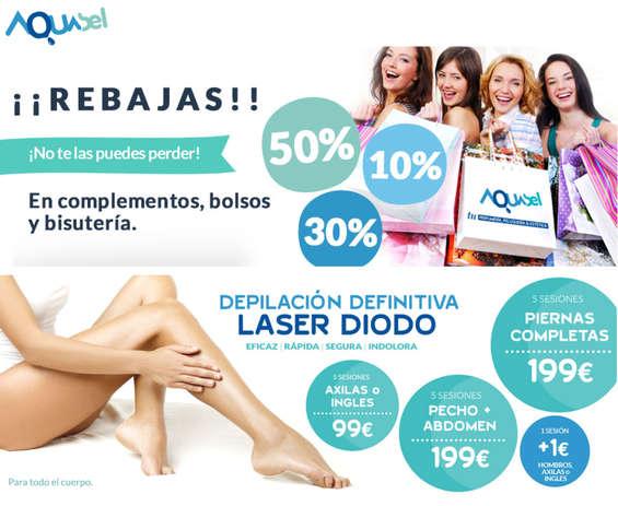 Ofertas de AQuabel Perfumerías, ¡¡REBAJAS!!