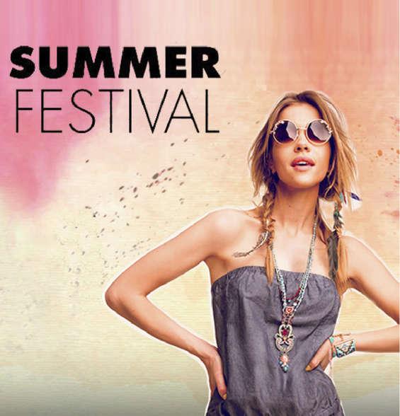 Ofertas de Tezenis, Summer festival