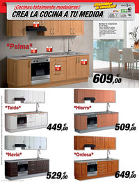 Comprar mueble de horno en madrid mueble de horno barato for Muebles de cocina bauhaus