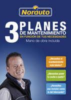 Ofertas de Norauto, 3 Planes de mantenimiento en función de tus necesidades