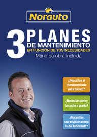 3 Planes de mantenimiento en función de tus necesidades
