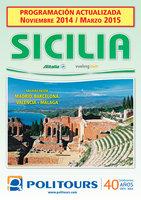 Ofertas de Linea Tours, Sicilia 2014/15