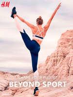 Ofertas de H&M, Beyond Sport