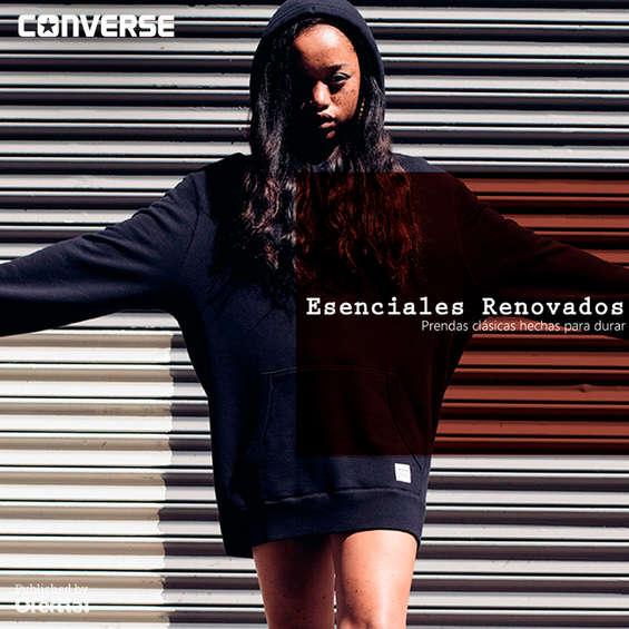 Ofertas de Converse, Esenciales Renovados