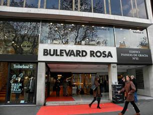 Centro Comercial Bulevard Rosa
