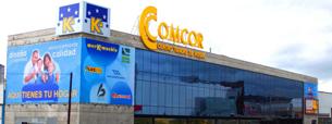 Centro Comercial Comcor Narón