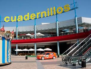 Centro Comercial Cuadernillos