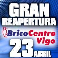 BricoCentro Vigo apertura