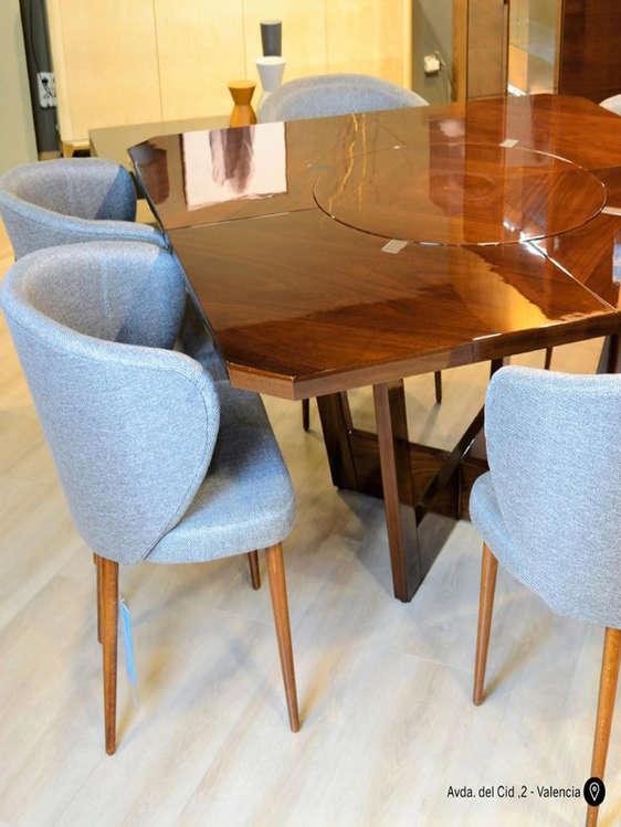 Comprar Conjunto mesa y sillas comedor barato en Castelló de la ...