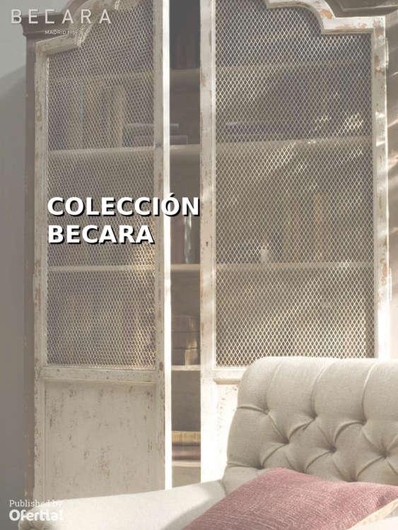 Ofertas de Becara, Colección Becara