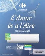 Ofertas de Carrefour, L'Amor és a l'aire (condicionat)