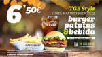 Ofertas de The Good Burger, TGB Style