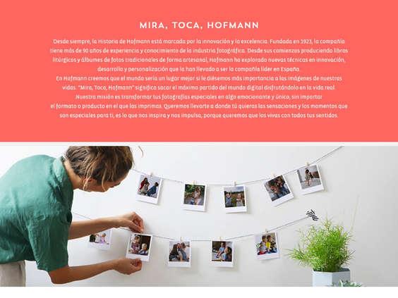 Ofertas de Hofmann, Hofmann