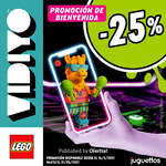 Ofertas de Juguettos, Lego Vidiyo