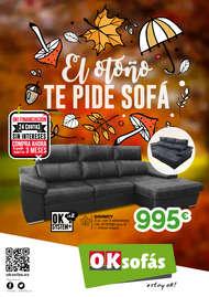 El otoño te pide sofá