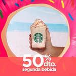 Ofertas de Starbucks, 50%