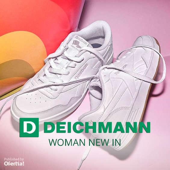 Ofertas de Deichmann, Woman New In