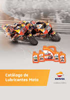 Ofertas de Repsol, Lubricantes moto