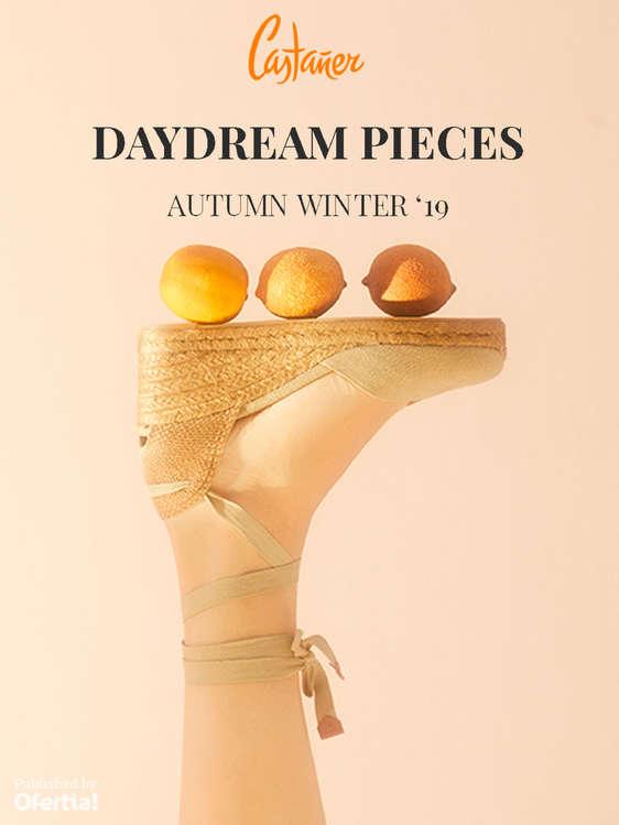 Ofertas de Castañer, Daydream pieces