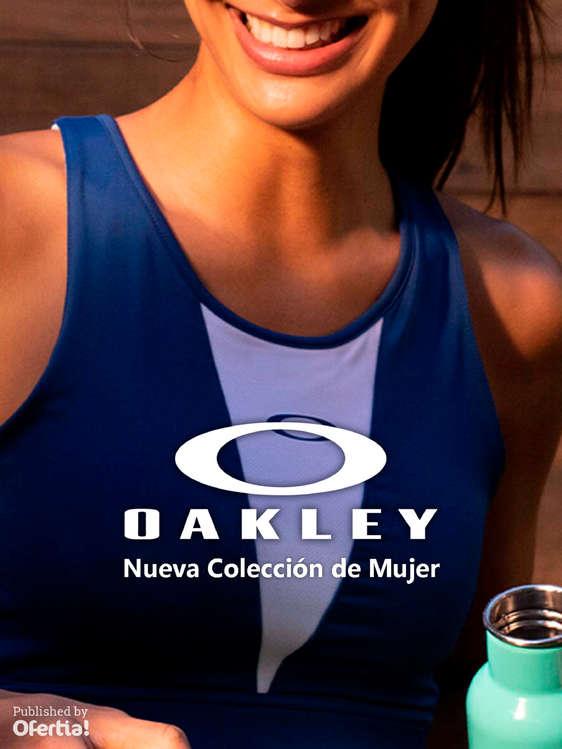 Ofertas de Oakley, Nueva Colección de Mujer