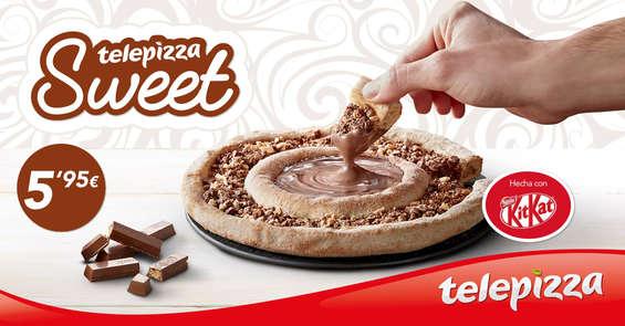 Ofertas de Telepizza, telepizza