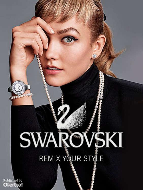 Ofertas de Swarovski, Remix your style