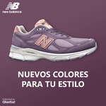 Ofertas de New Balance, Nuevos colores para tu estilo