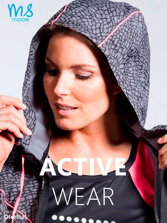 Ofertas de MS Mode, Active Wear