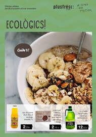 Ecològics!