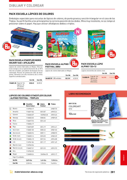 Comprar Libro para colorear barato en Valencia - Ofertia