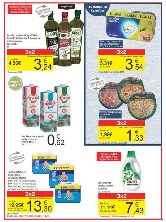 Ofertas de Carrefour, Carrefour