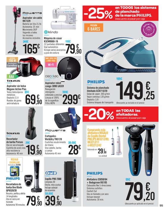 Carrefour Electrodomésticos - Ofertas y catálogos destacados - Ofertia 2f551febfa43