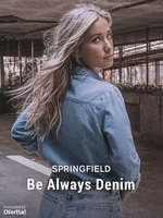 Ofertas de Springfield, Be Always Denim
