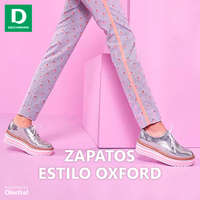 Zapatos estilo Oxford