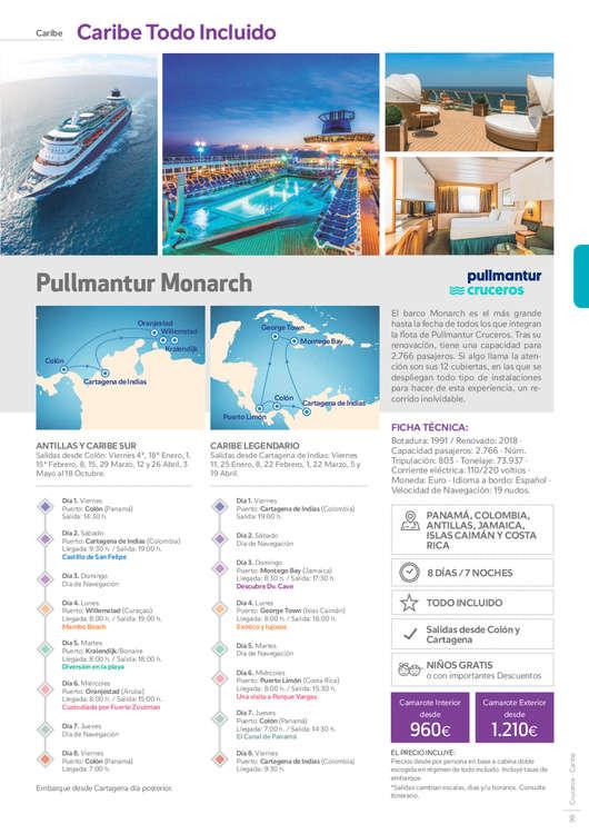 Ofertas de Eroski Viajes, Cruceros 2019