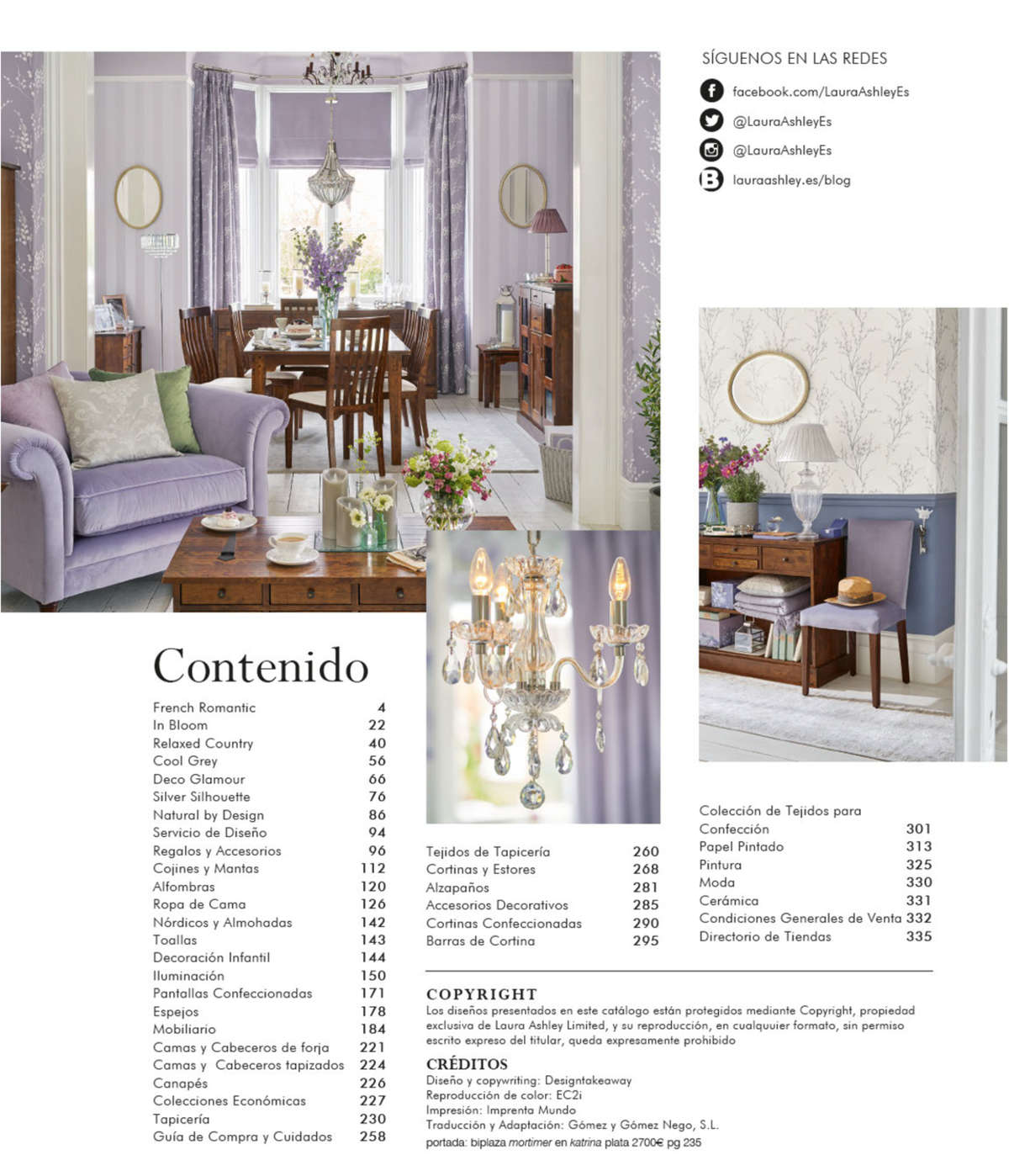 Laura Ashley Segovia - Ofertas, catálogo y folletos - Ofertia