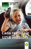 Ofertas de BP España, Cada repostaje, una ilusión