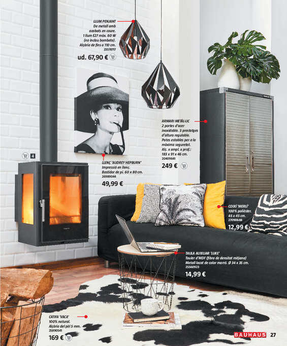 Ofertas de Bauhaus, Per tot allò que ens queda per viure